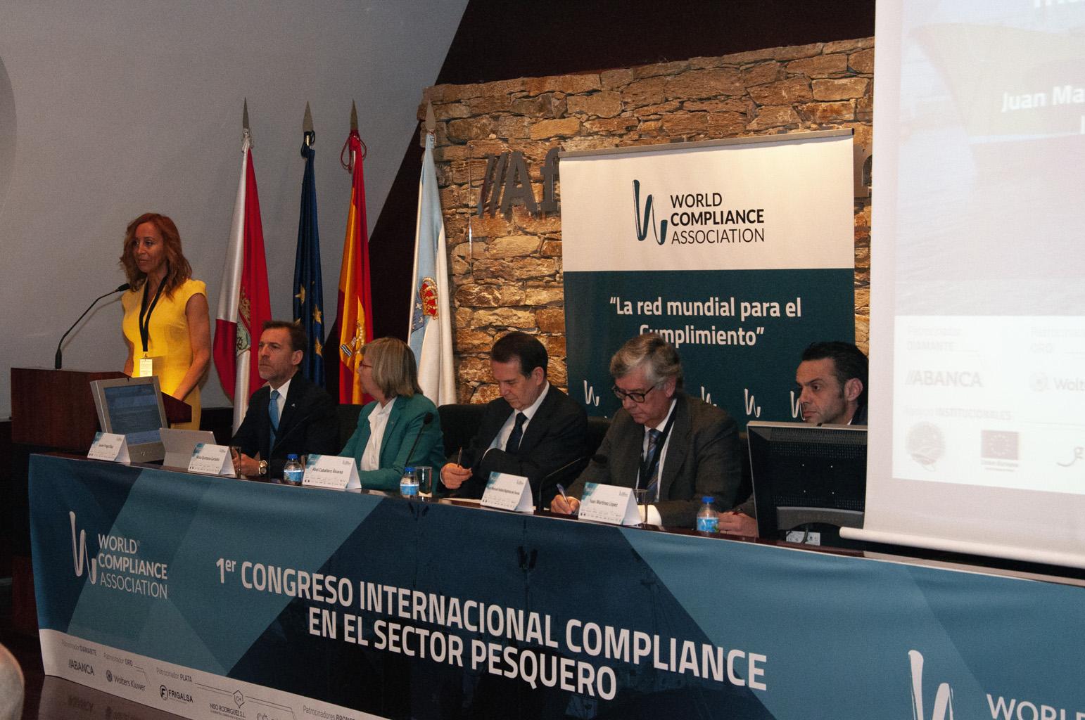 Oversea Atlantic Fish Patrocinadores Del 1º Congreso Internacional De Compliance En La Industria Pesquera